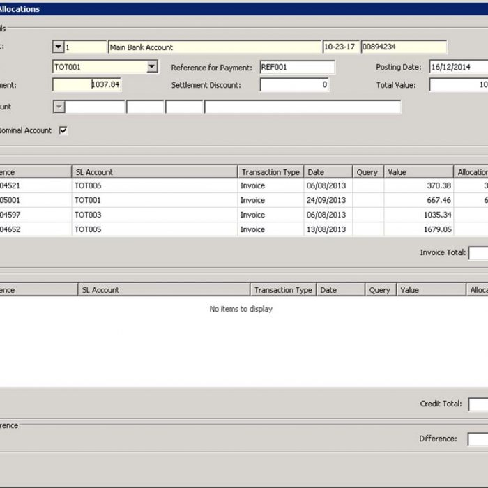 Enhance Sage 200 Plus Pack for Sage 200 Head Office Allocations Eureka Addons