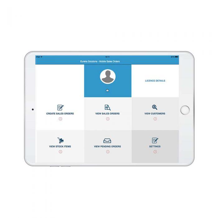 Mobile App for Sage 200 Eureka Addons