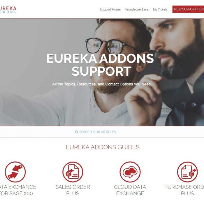 Eureka Addons Support Portal